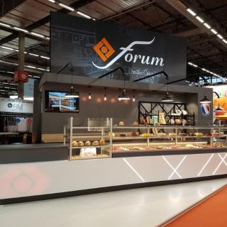 Salon Europain - stand FORUM