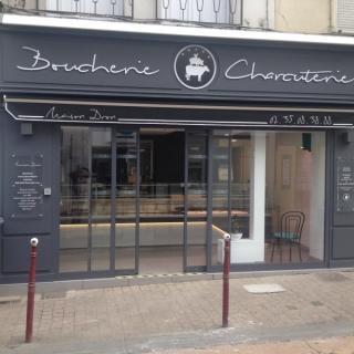 Façades - Boucherie Charcuterie Traiteur